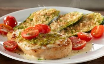 Chicken Margherita Lunch